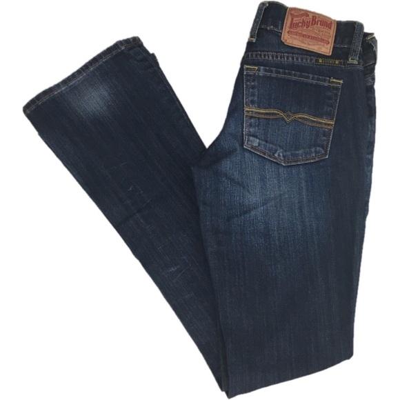 Lucky Brand Denim - Lucky Brand Jeans 00/24 Dark Denim Women Jeans